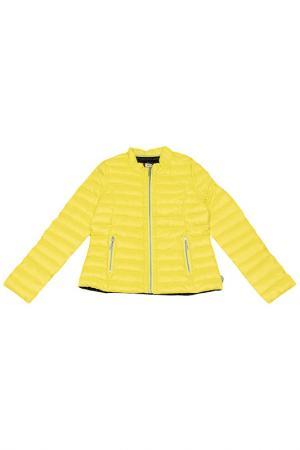 Куртка Kenzo. Цвет: лимонный