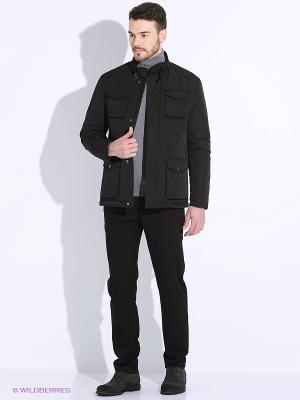 Куртка ARROW. Цвет: темно-коричневый