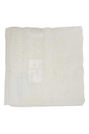 Полотенце махровое, 50х90 см BRIELLE. Цвет: кремовый