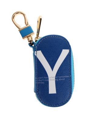 Ключница Bags Garden. Цвет: синий, белый, голубой