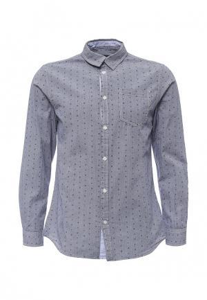 Рубашка E-Bound. Цвет: серый