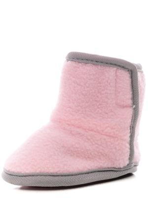 Пинетки Детские Malerba. Цвет: розовый