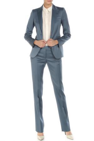 Костюм: брюки, пиджак Costume National. Цвет: 790 голубой