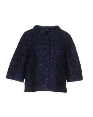 Куртка BINI Como. Цвет: темно-синий