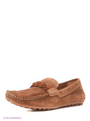 Обувь Franco Bellucci. Цвет: рыжий