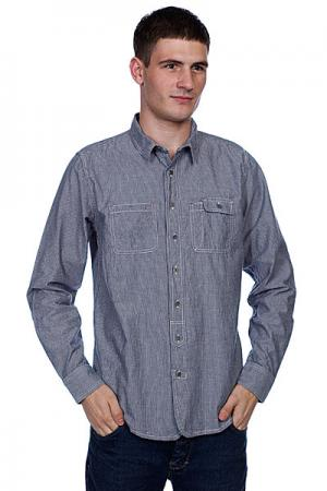 Рубашка  Wyoming Navy Blue Dickies. Цвет: серый