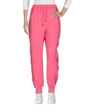 Повседневные брюки SEVERI DARLING. Цвет: фуксия