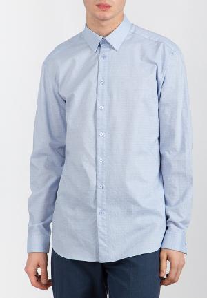 Рубашка Finn Flare. Цвет: голубой