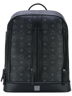 Рюкзак  x Christopher Raeburn MCM. Цвет: чёрный