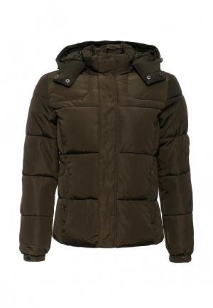 Куртка утепленная Mythic. Цвет: хаки