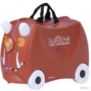 Kids Travel 0108-GB01 Trunki. Цвет: коричневый