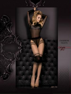 Колготки - Черный Ballerina