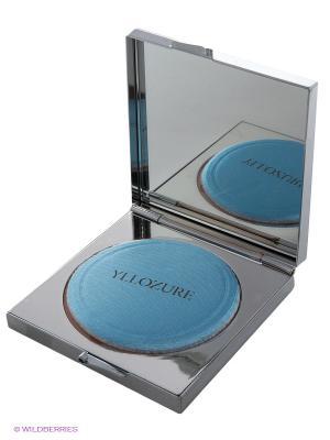 Пудра компактная Анлюминер Сафаритон 05 YLLOZURE. Цвет: кремовый, бежевый