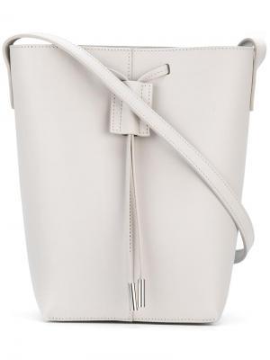 Сумка-мешок через плечо Pb 0110. Цвет: серый