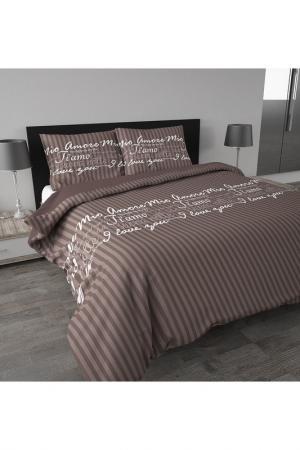 Комплект Sleeptime. Цвет: коричневый