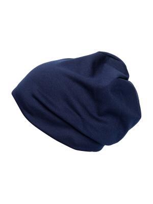 Шапка Kameo-bis. Цвет: синий, бежевый