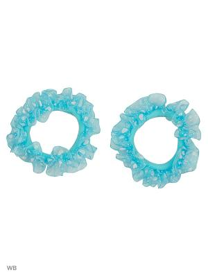 Резинки Bizon. Цвет: голубой
