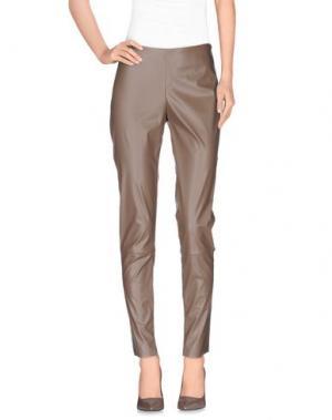 Повседневные брюки MANUEL LUCIANO. Цвет: хаки