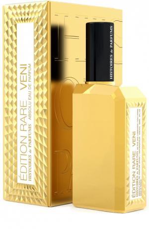Парфюмерная вода Edition Rare Veni Histoires de Parfums. Цвет: бесцветный