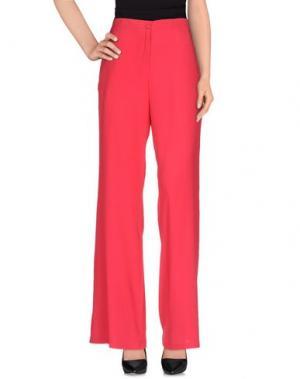 Повседневные брюки A'BIDDIKKIA. Цвет: фуксия