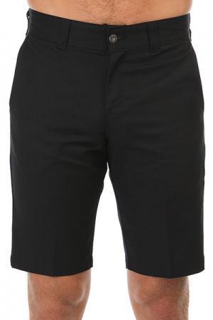 Шорты джинсовые  13 In Multi-pocket Work Short Black Dickies. Цвет: черный
