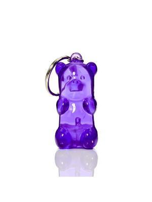 Брелок GummyGoods. Цвет: фиолетовый