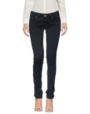 Повседневные брюки MAISON CLOCHARD. Цвет: стальной серый