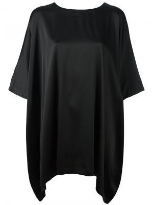 Loose-fit blouse Tsumori Chisato. Цвет: чёрный