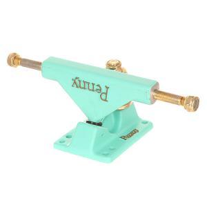 Подвески для скейтборда лонгборда 1шт.  Trucks Pastel Mint 4 (17.1 см) Penny. Цвет: зеленый
