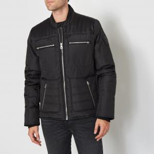 Стеганая куртка FENIX REDSKINS. Цвет: черный