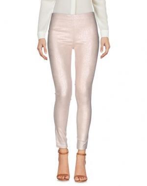 Повседневные брюки ANONYME DESIGNERS. Цвет: бежевый