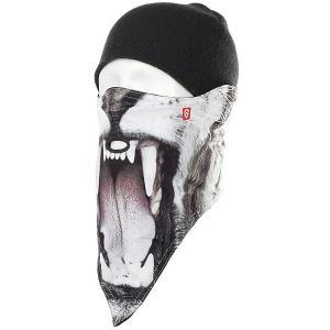 Маска  Facemask 2 Layer Lion Airhole. Цвет: мультиколор