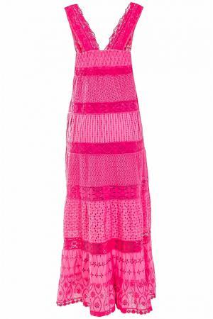 Сарафан TEMPTATION. Цвет: розовый