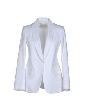 Пиджак L' AUTRE CHOSE. Цвет: белый