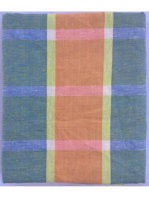 Полотенце лен/хлопок, набор 2 шт. 50*70см Letto. Цвет: синий, красный