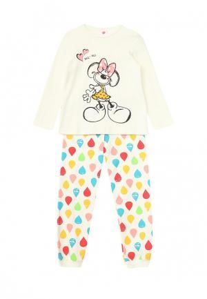 Пижама Свiтанак. Цвет: бежевый