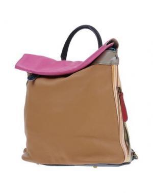 Рюкзаки и сумки на пояс EBARRITO. Цвет: светло-фиолетовый