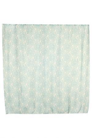 Штора для ванной комнаты Verran. Цвет: синий