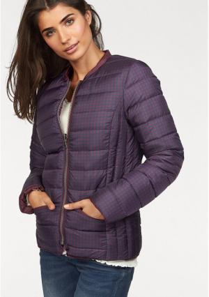 Двухсторонняя куртка BOYSENS BOYSEN'S. Цвет: лиловый/бордовый