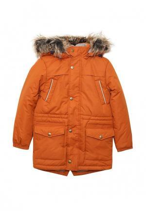 Куртка утепленная Premont. Цвет: оранжевый