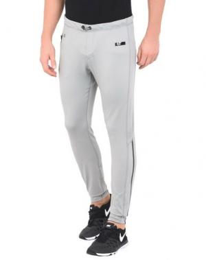 Повседневные брюки FREDDY. Цвет: серый