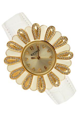 Наручные часы Extro. Цвет: белый