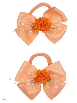 Резинки Bizon. Цвет: светло-оранжевый