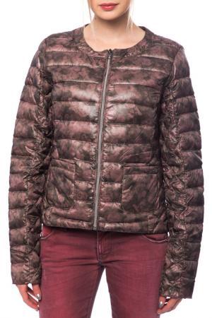 Куртка Gas. Цвет: фиолетовый
