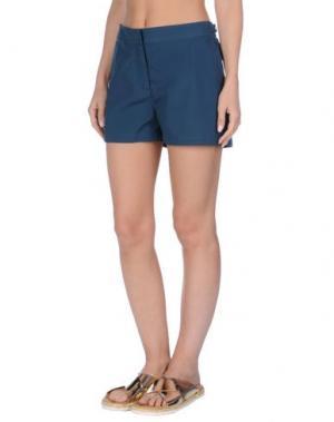 Пляжные брюки и шорты ORLEBAR BROWN. Цвет: темно-зеленый