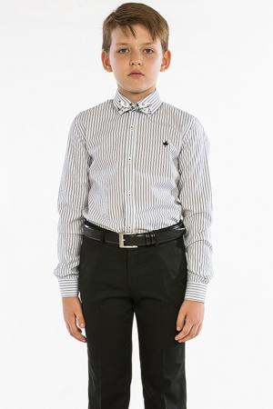 Рубашка TUGI KIDS. Цвет: белый