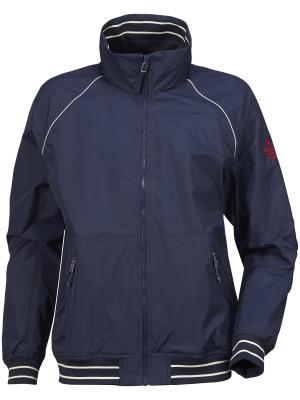 Куртка ROD DIDRIKSONS. Цвет: темно-синий