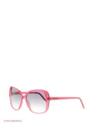 Очки Rodenstock. Цвет: розовый