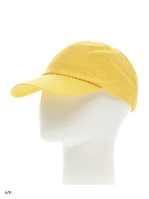 Бейсболка Colin's. Цвет: светло-желтый