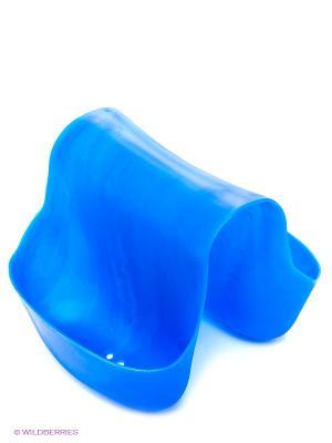 Контейнер на раковину для губок BRADEX. Цвет: синий